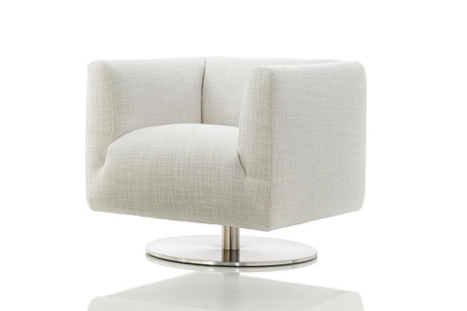 Ardea swivel armchair