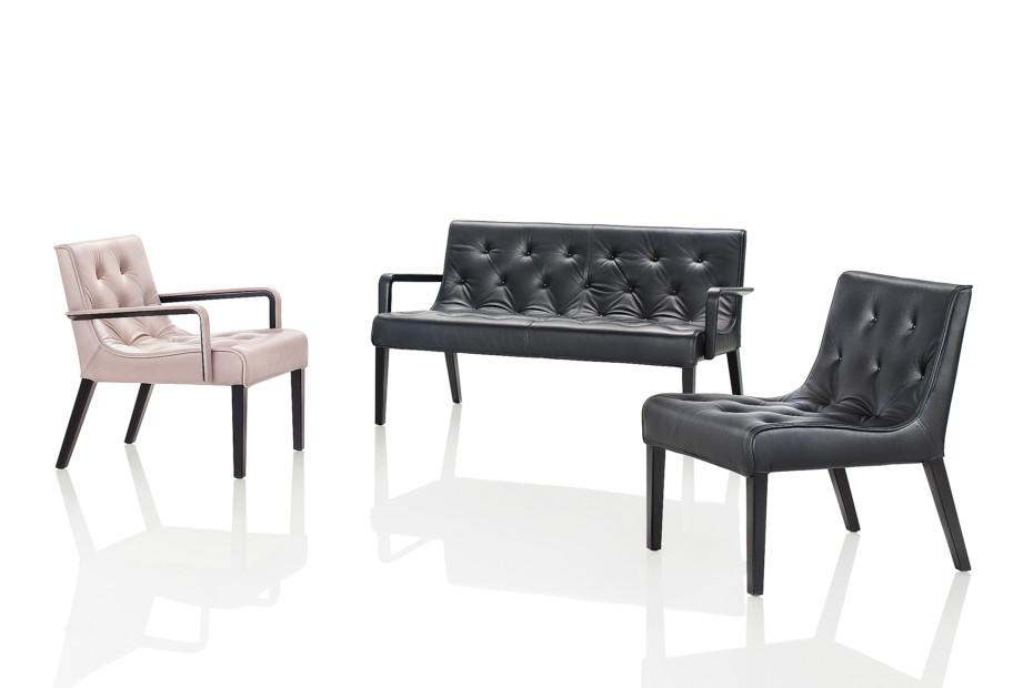 Leslie armchair