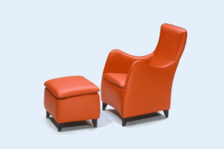 Senta Armchair  by  Wittmann