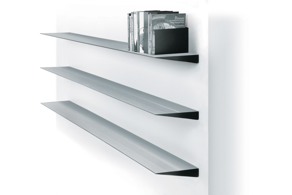 WOGG TARO aluminium wall shelf