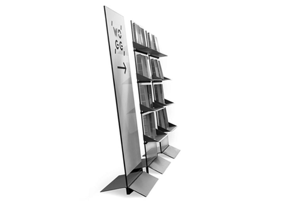 WOGG TARO self-standing shelf unit
