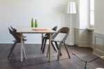WOGG TIRA solid wood table