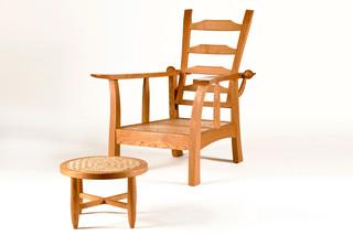 Kanadier armchair  by  Wohnkultur 66