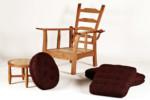 Kanadier stool