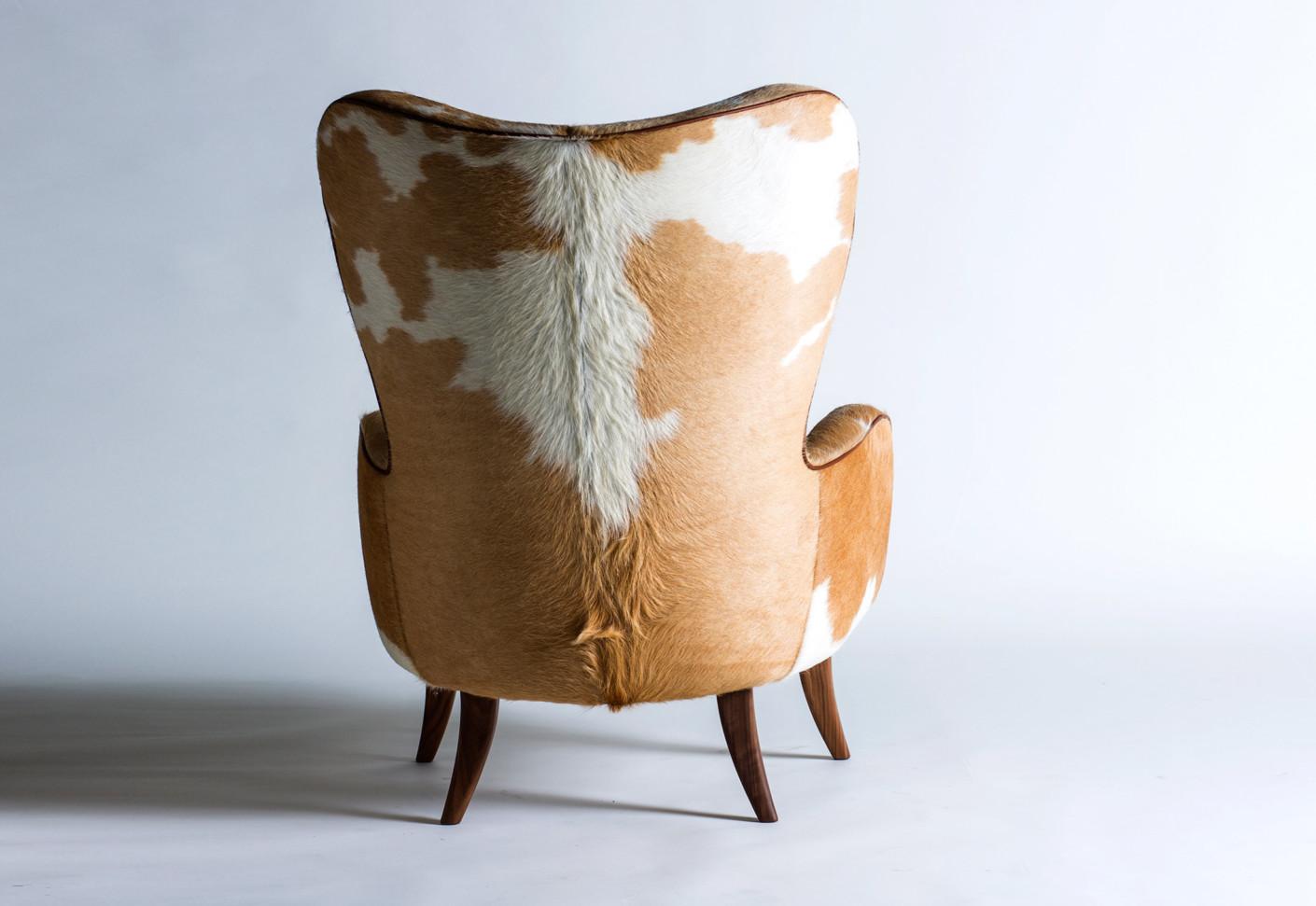 schwadron hiback sessel by wohnkultur 66 stylepark. Black Bedroom Furniture Sets. Home Design Ideas