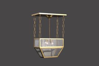 Pendenlampe breit  von  Woka