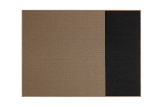 BEACH nutria/ black  by  Woodnotes