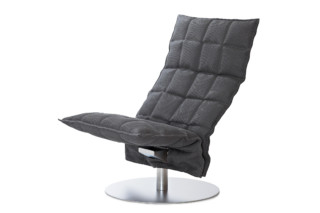 SWIVEL K CHAIR  von  Woodnotes