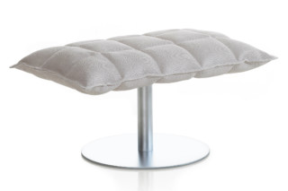 SWIVEL K OTTOMAN  by  Woodnotes
