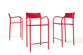 Lilli bar stool  by  YDF